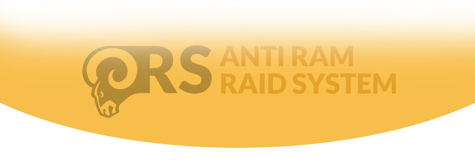 Anti Ram Raid System